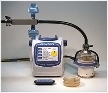 Compressed Air and Sampling