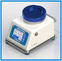 Microbial air sampling device