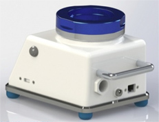 P100 portable air sampler