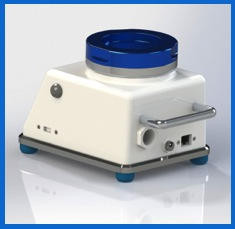 P100 Portable Microbial Air Sampler